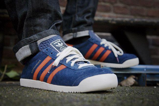Adidas Originals Orange Shoes