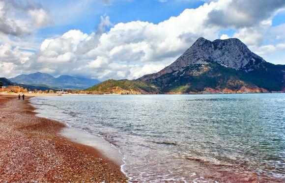 Adrasan Beach, Antalya