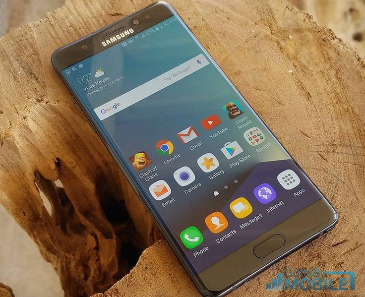 how to change phone frequencies on note 5