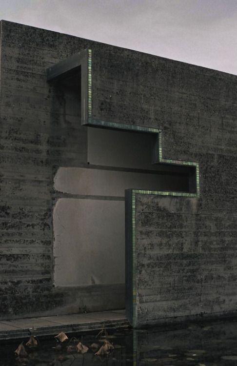 Carlo scarpa brion cemetery carlo scarpa pinterest - Carlo scarpa architecture and design ...