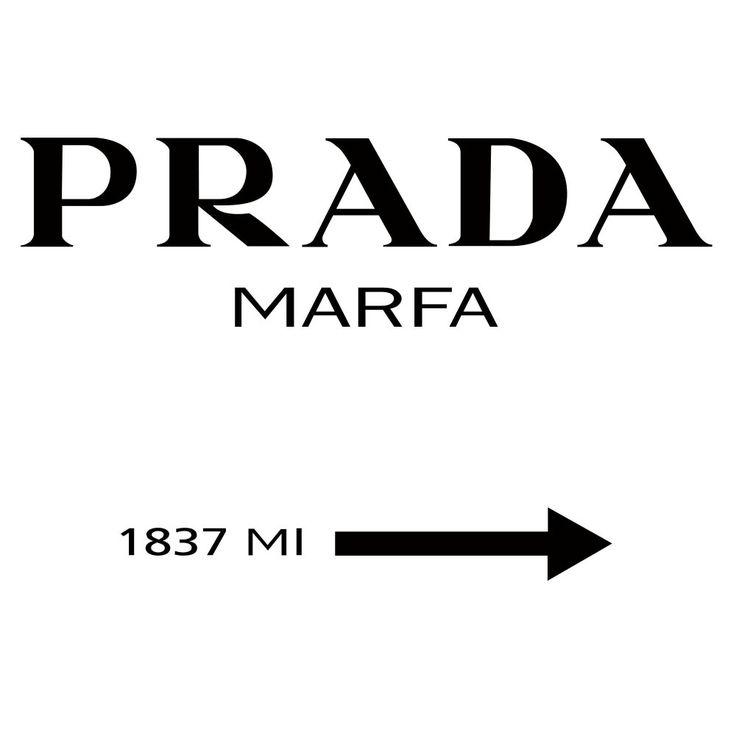 Prada MARFA 1837MI poster - hardtofind.