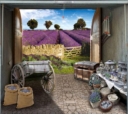 garage door art81 best art painted garage doors images on Pinterest  Door murals