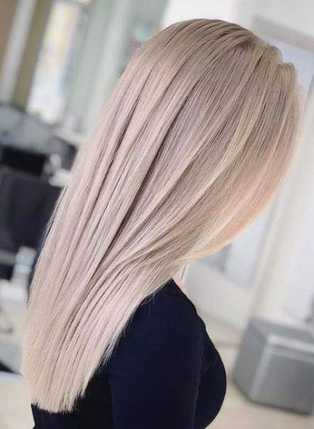 Hairstyles Straight Hair 2018 62+ Ideas