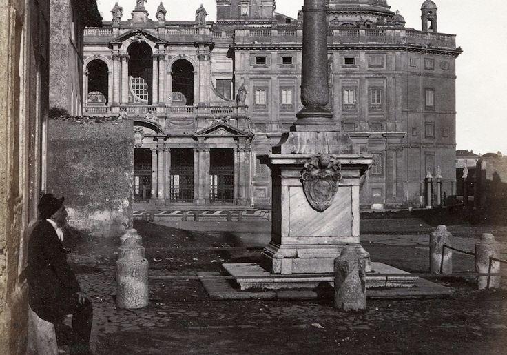 Via Carlo Alberto (1860-65)