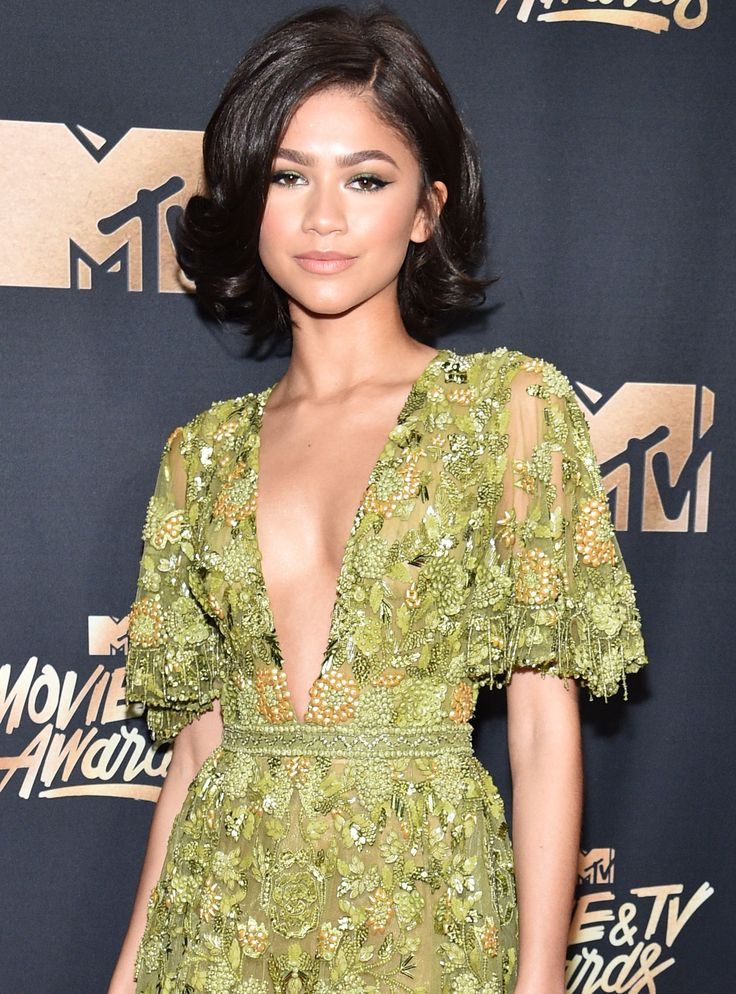 These '90s Hair Trends Dominated At The MTV Awards+#refinery29