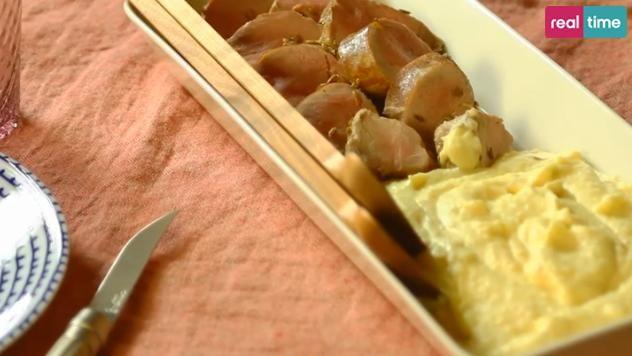 """La ricetta del filetto di maiale al forno di Csaba dalla Zorza, della quinta puntata di """"La classe di Csaba"""", il nuovo programma di Real Time."""