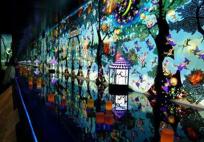 Seiji Fujishiro Museum, grand open at Nasu, Tochigi 藤城清治美術館グランドオープン♪