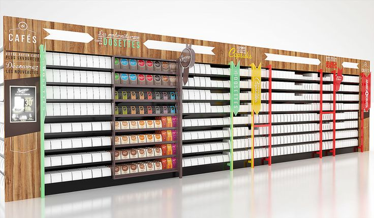 COLLECTION : Shelves Display on Behance