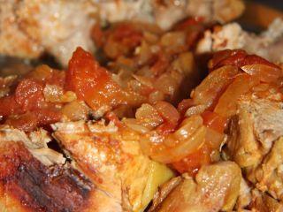 rôti de dinde au curry