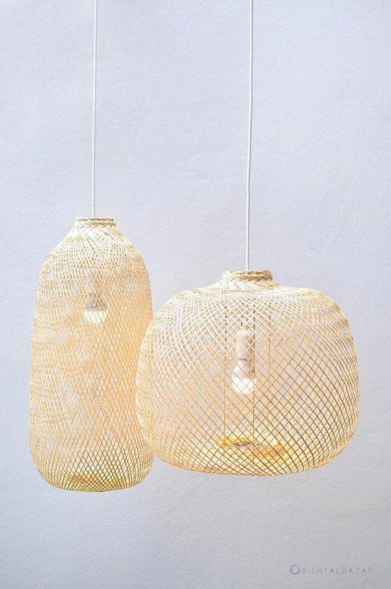 Diese Unglaubliche Bambus Lampe Ist Sehr Flexibel Und Sie Konnen