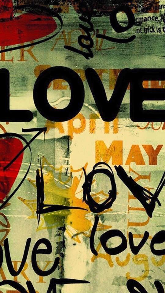Love, hope..