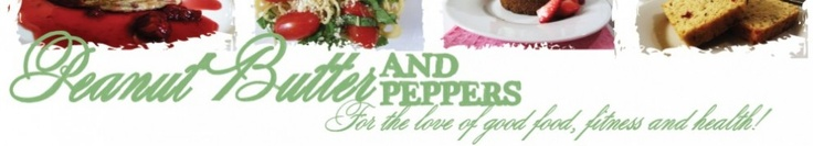 recipes | Peanut Butter and Peppers...lots of super recipes...I don't want to lose this site!