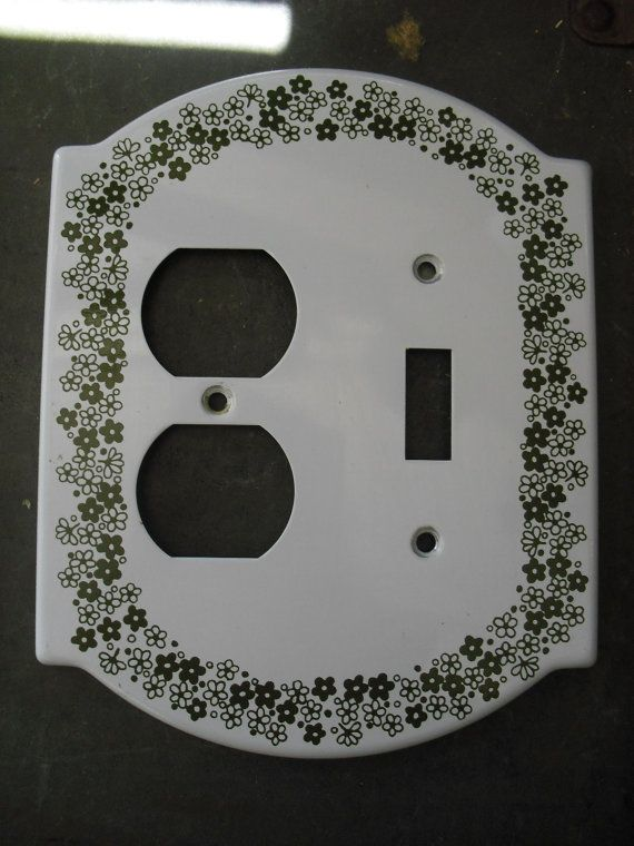 1000+ images about Very VTG Kitchen Switch Plates on Pinterest  Outlet covers, Switch plates