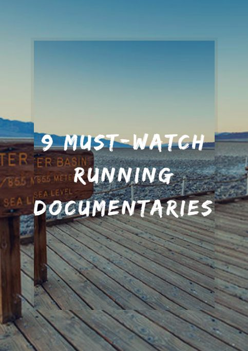 Need a way to waste time on rest day? Hit play on these running-focused documentaries and you'll get your miles in, even if you don't complete them yourself. 9 Must-Watch Running Documentaries http://www.active.com/running/articles/9-must-watch-running-documentaries