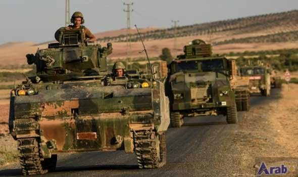 Turkey says ends its military operation