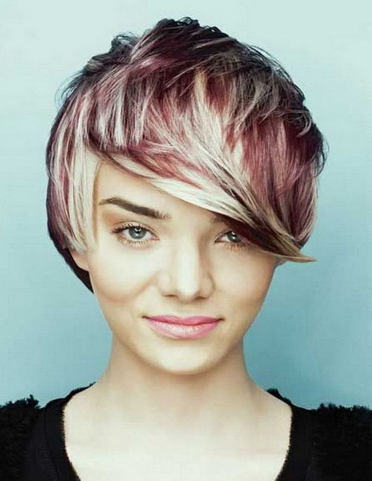 112 best funky hairstyles images on pinterest best hair choppy new cute short messy hairstyles for straight hair haircuts urmus Images