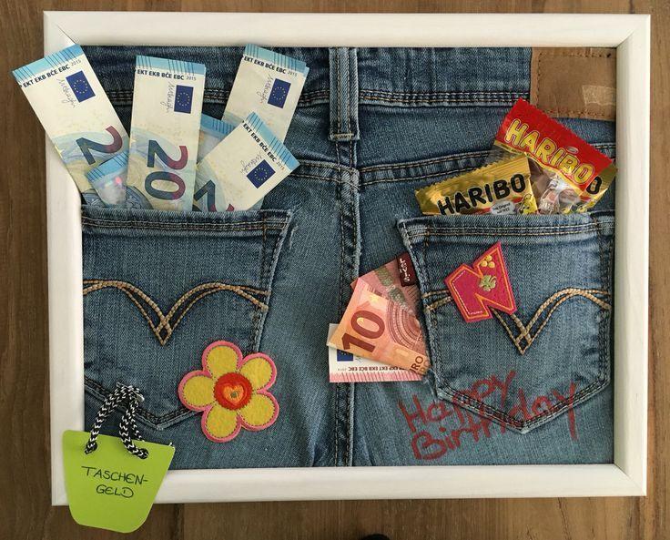 geld jugendweihe verpacken
