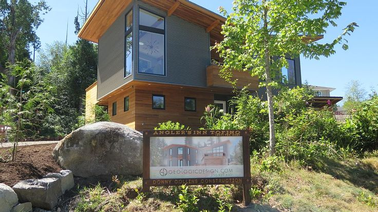 Lodge vacation rental in Tofino, BC, Canada from VRBO.com! #vacation #rental #travel #vrbo