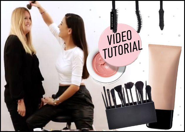 Εσύ ξέρεις ποια είναι τα 7 βασικά βήματα του μακιγιάζ; Δες το βίντεο!