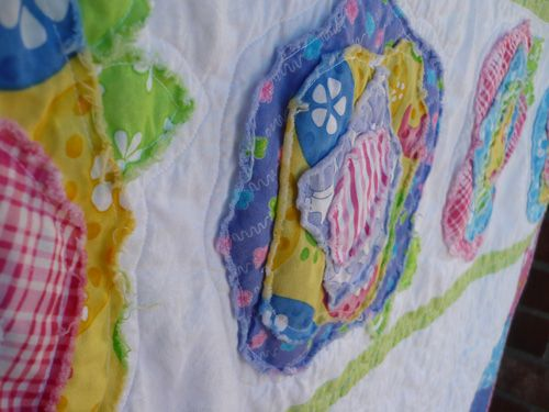 111 Best Images About Raw Edge Applique And Rag Quilts On