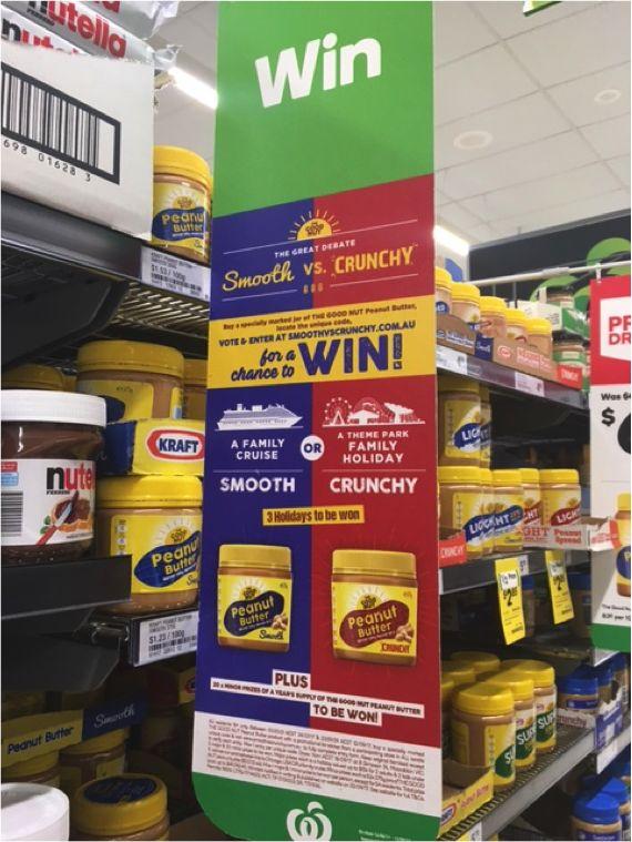 #SS27Aug2017 #WIN #fin #Kraft #Woolworths #Mascot