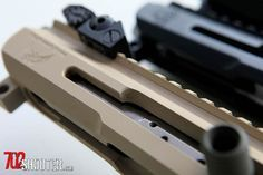 Blackwood Arms Side Charging AR-15 Upper Receiver