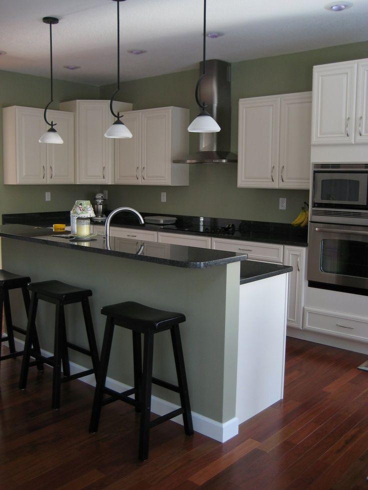 Image Result For Clary Sage Sherwin Williams Kitchen Decor New Kitchen Sage Kitchen