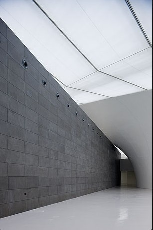 Central Academy of Fine Arts - CAFA Art Museum - Beijing  by Arata Isozaki