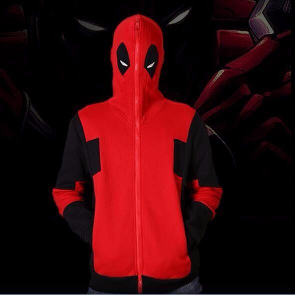 Deadpool Hoodie //Price: $45.00 & FREE Shipping //     #batman #deadpool #marvelc #dc
