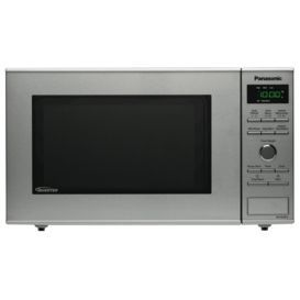 shop online for panasonic panasonic stainless steel inverter microwave and more at the good guys grab a bargain from leading home appliance