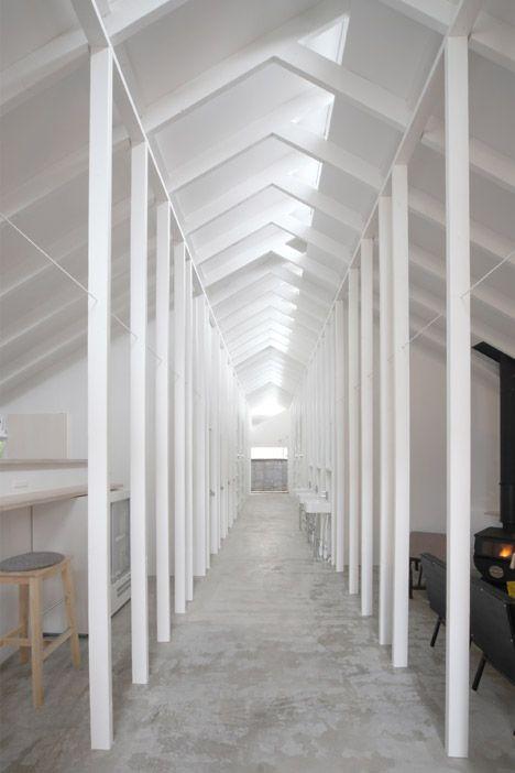 Koyasan Guest House by Alphaville Architects