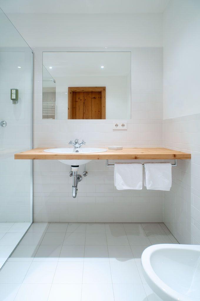 Bathroom white #relax #home #room #Badezimmer