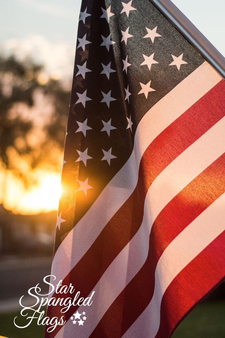 When it comes to American Flags, we are the expert…
