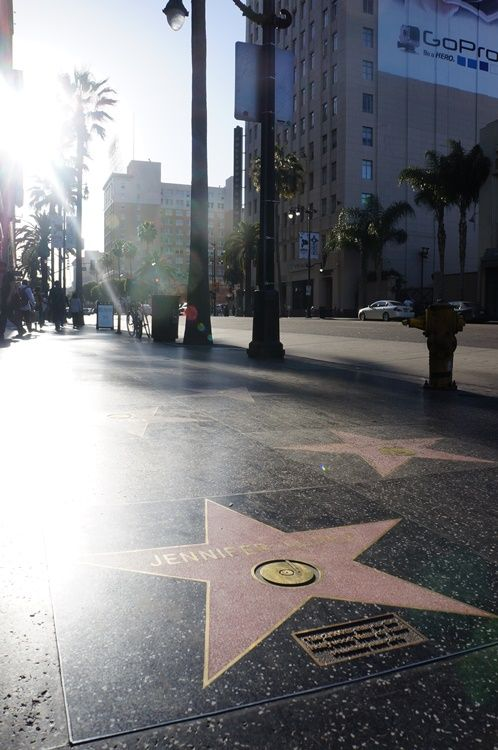 Walk of Fame Los Angeles USA www.fashionistakvinder.com www.fashionistawomen.com