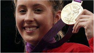 Jade Jones Taekwondo GOLD MEDAL