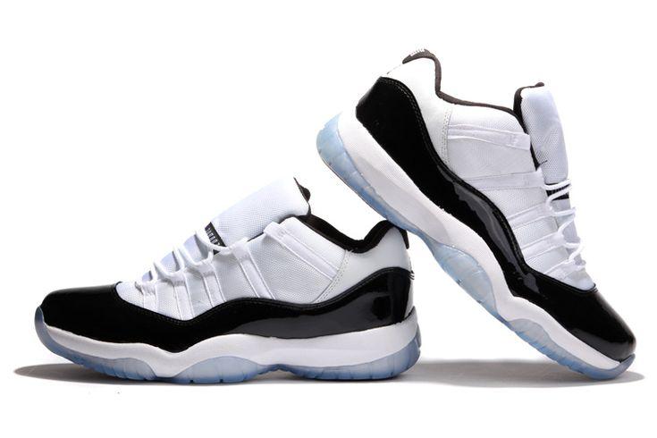 Pre order Jordan 11 Low Concord 528895-033 White/Black-Concord $119.99 online. http://www.newjordanstores.com/