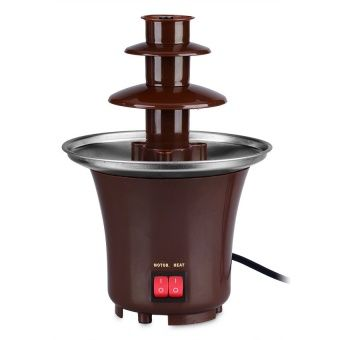 Buy Fondue Mini Chocolate Fountain (Brown) online at Lazada Philippines. Discount prices and promotional sale on all Chocolate Fondue Makers. Free Shipping.