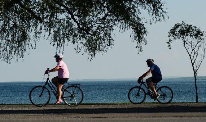 Bike Paths Eastern Long Island
