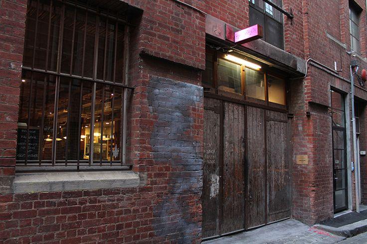 Krimper Cafe - 20 Guildford Lane, Melbourne 3000