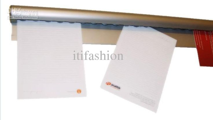 Wholesale Peper Rail  Buy Paper Holder Wall Talkers