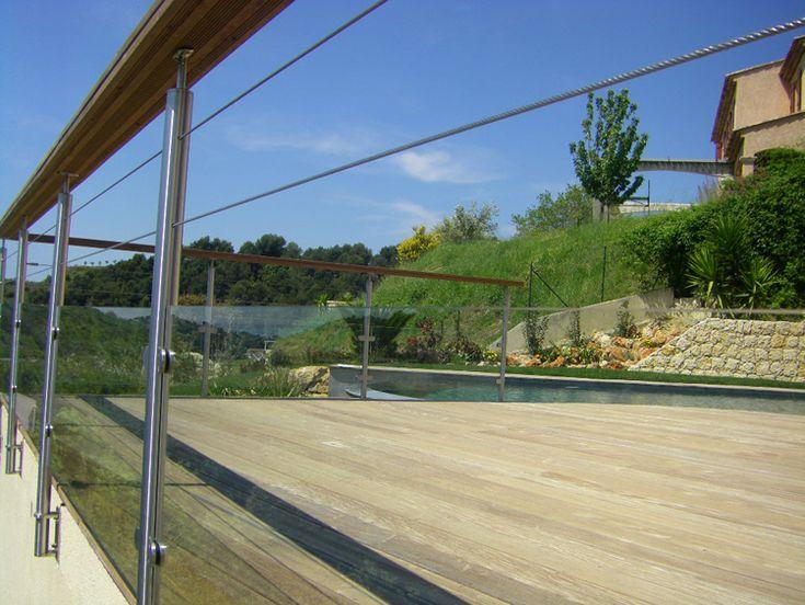 Les 25 meilleures idées concernant clôture autour de la piscine ...