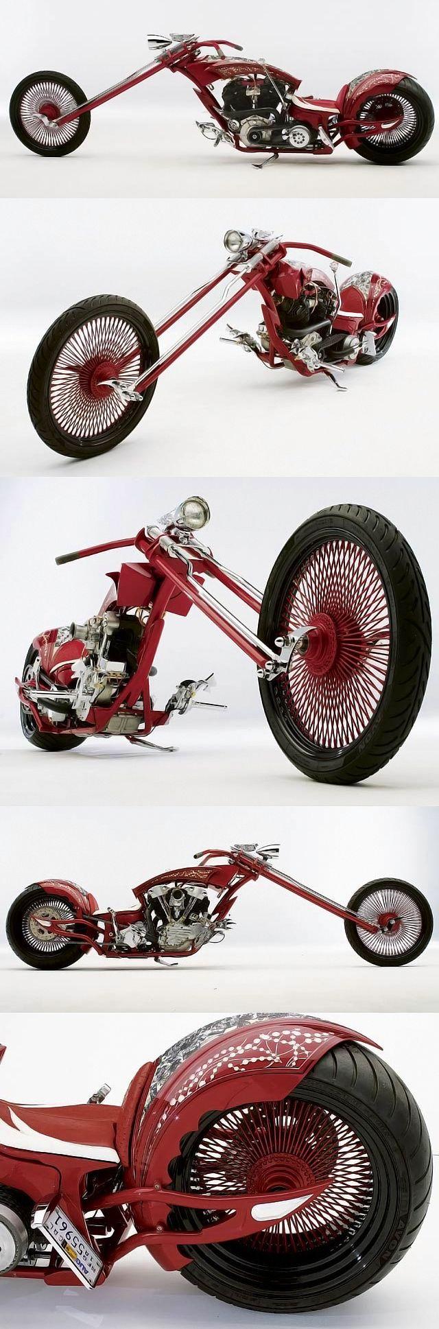 that, is pretty sweet... >>> Big Bear Choppers
