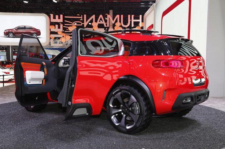 Citroën C5 Aircross : la série pour la Chine et en hybride