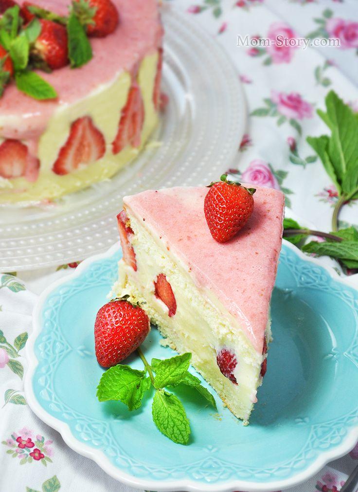 торт фразье