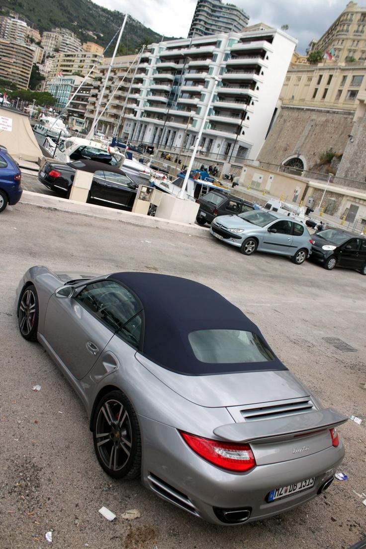 A Carrera Turbo in Monaco...