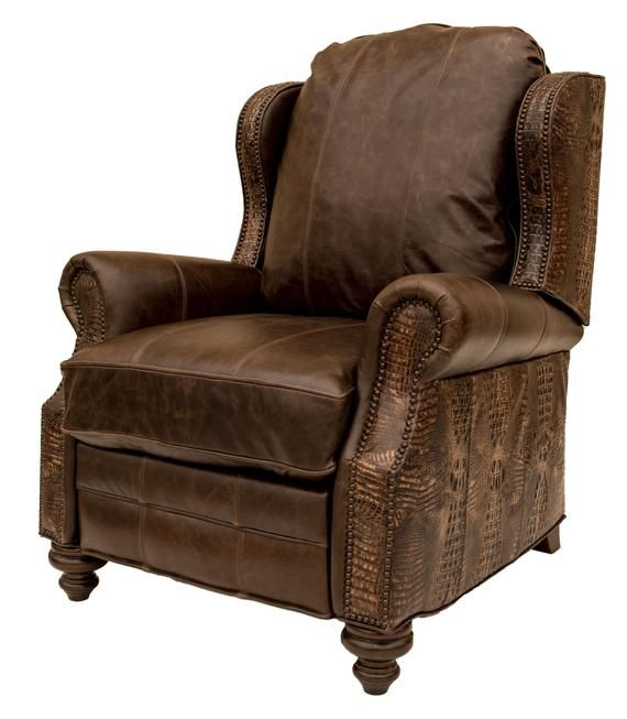 Jesse James Oversized Chair Western Furniture Leather Furniture