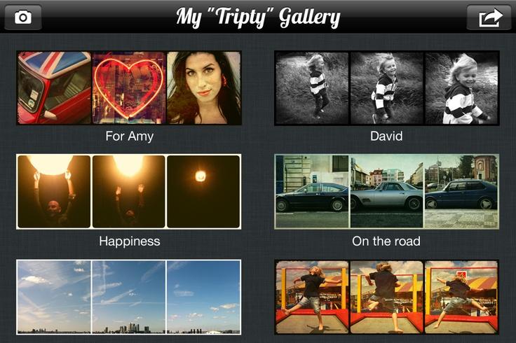 Tripty / gallery