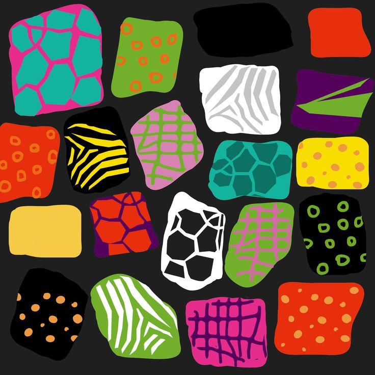 pattern|Fillil 2018年SS用長期コンペ「北欧サバンナ」|デザイン・イラストコンペSNS アトリエサーカス(ateliercircus)