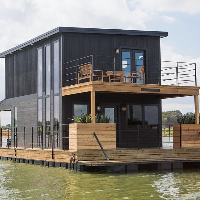 See The Incredible Houseboat Makeover Featured On This Weeku0027s Fixer Upper