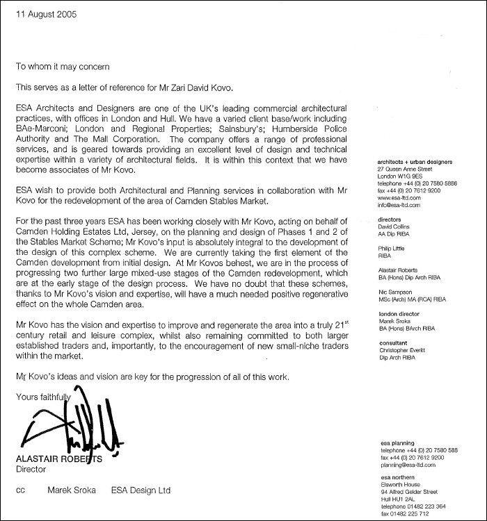 Esa Letter Sample Esa letter, Lettering, Letter sample